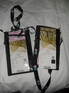 Olympic passes