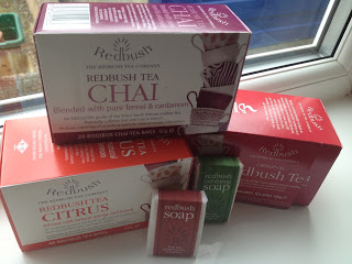 Review The Redbush Tea Company