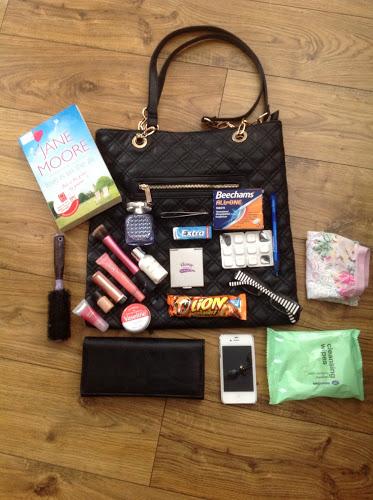 What's in your handbag?