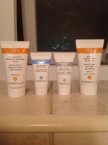 Ren Skincare review