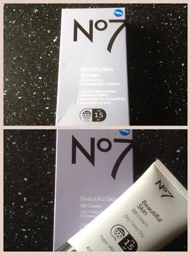 Review No 7 BB cream