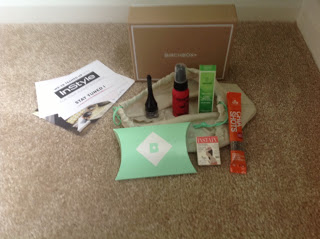Review – July Birchbox