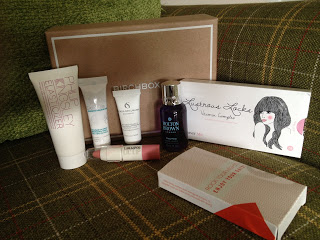 Review – August Birchbox