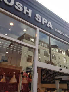 The Lush Spa, Kings Road, London