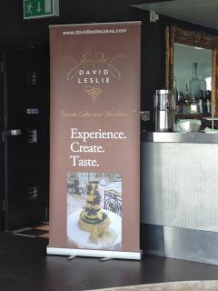 David Leslie, London – Afternoon tea / Chocolate workshop