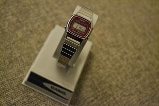 The Watch Hut Casio Ladies Watch