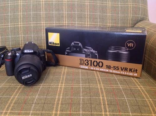 Review – Nikon D3100 camera