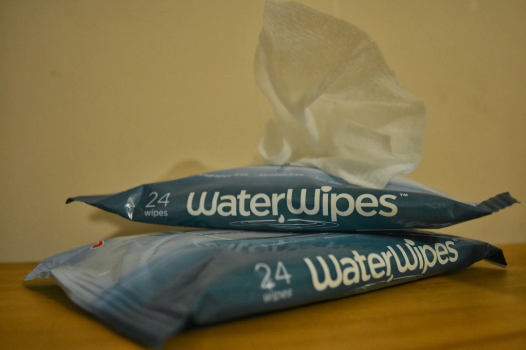 Review – Waterwipes Sensitive make up wipes