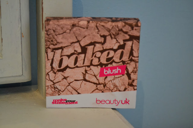 Review – BeautyUK Baked Blush in Halo