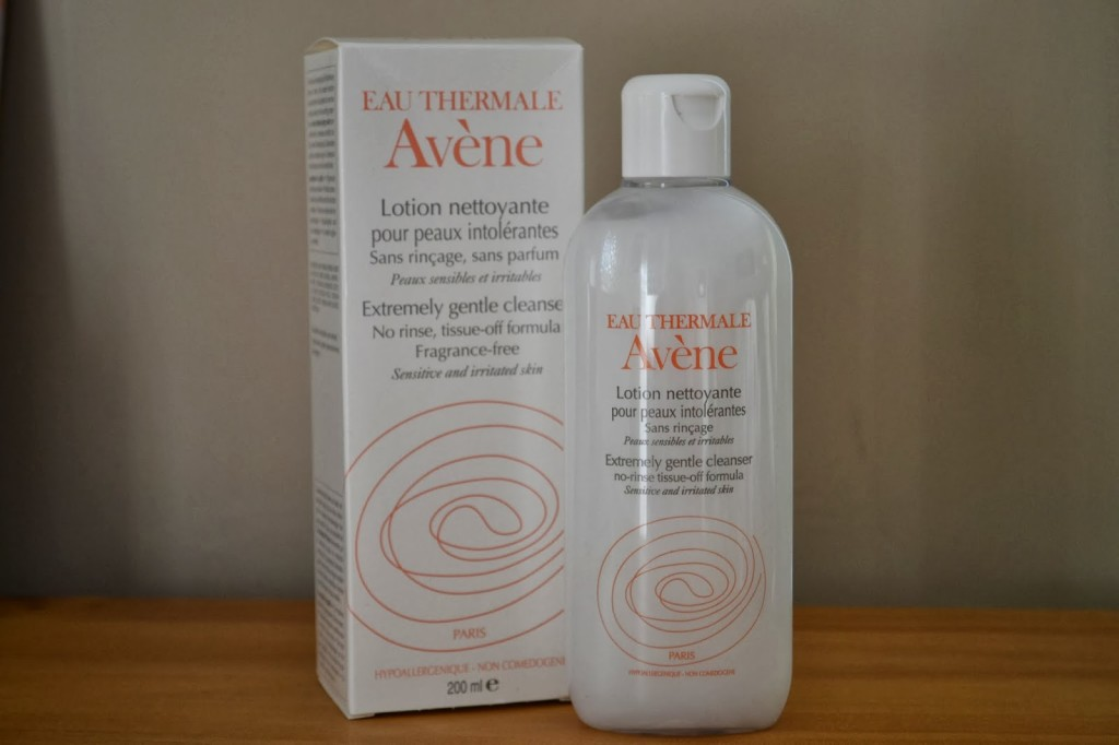 Review – Eau Thermale Avene Extremely gentle cleanser