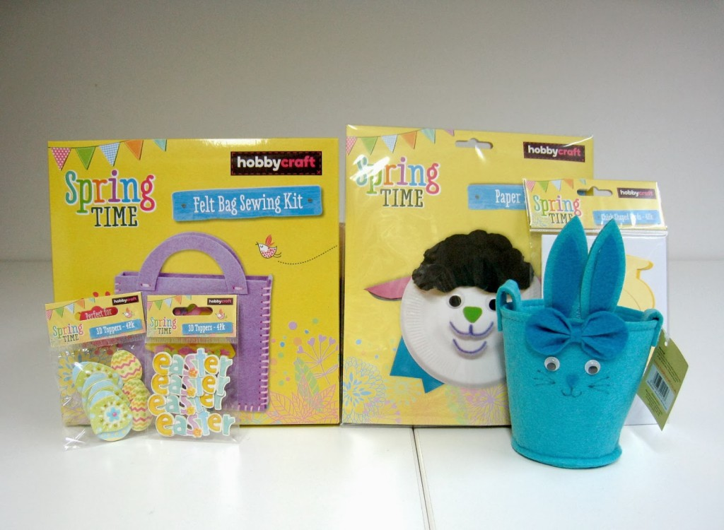 Hobbycraft Easter Giveaway