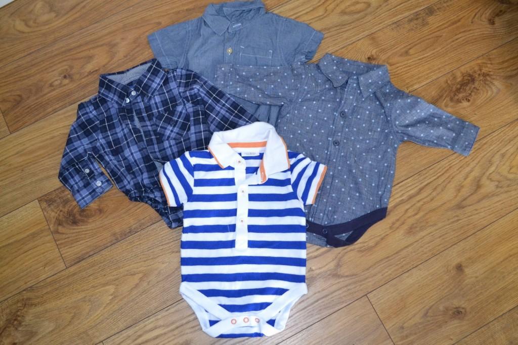 Bargain baby haul