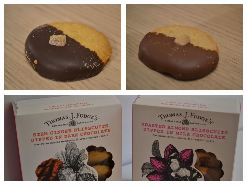 Thomas J Fudges Remarkable Bakery biscuits