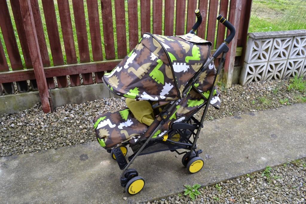 Cosatto Supa Stroller Pushchair – C-Rex