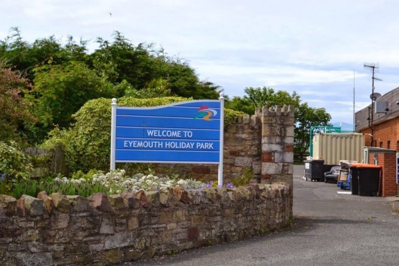 Park-Resorts-Eyemouth-entrance