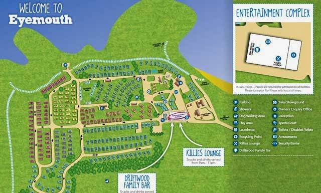 Park-Resorts-Eyemouth-map