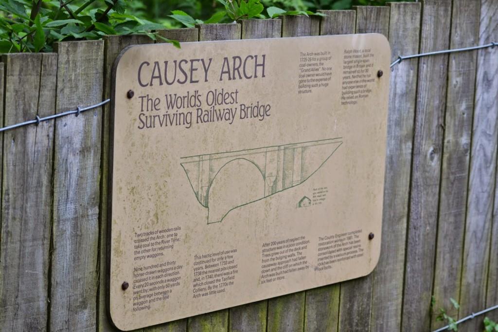 Causey Arch, Stanley, County Durham