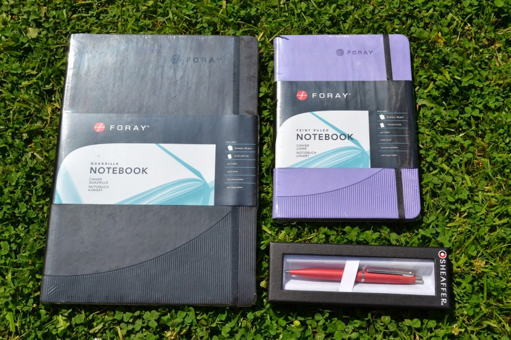 Stationery giveaway