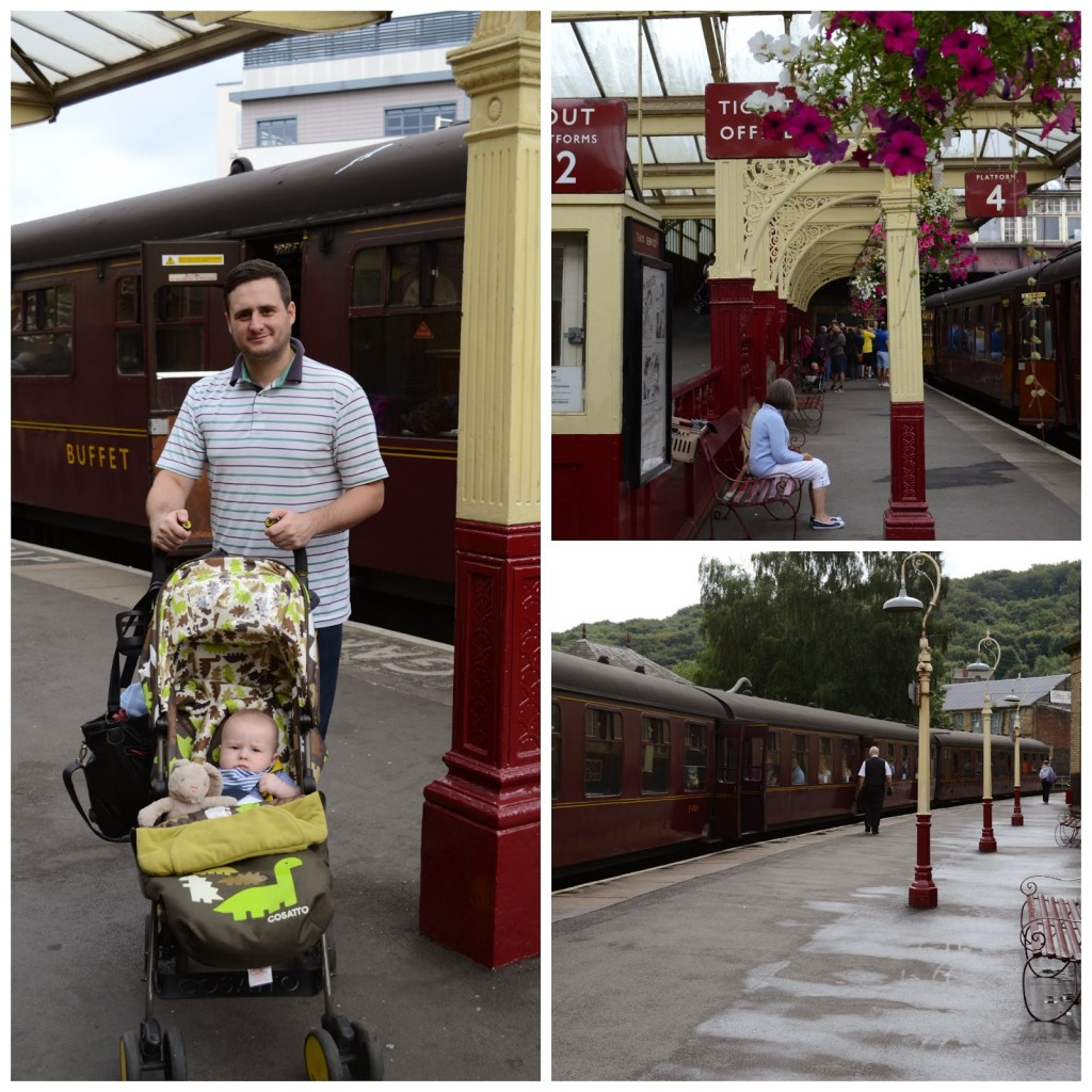 The Keighley and Worth Valley Railway in West Yorkshire