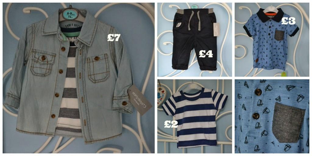 Primark baby shopping haul