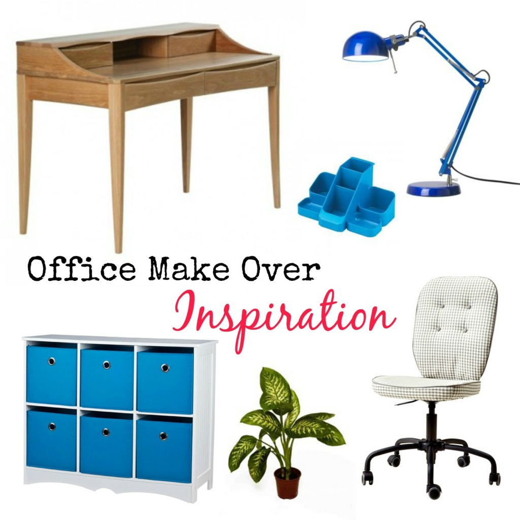 Office Make-over Action Plan