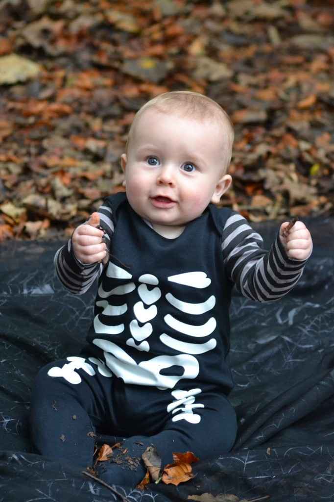 Halloween 2014 : Baby's first Halloween