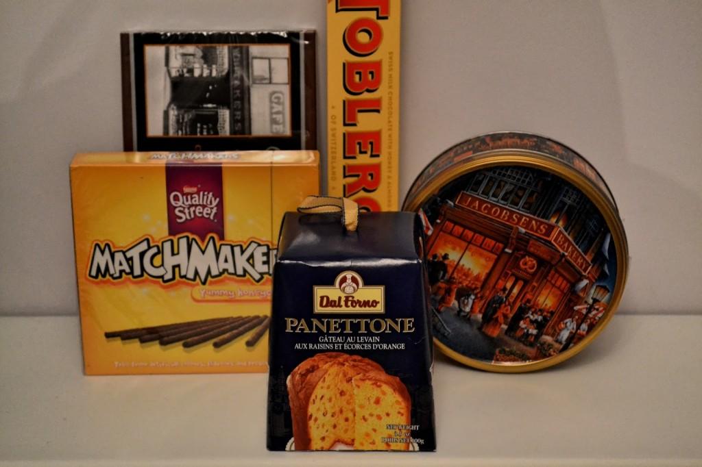 Festive treats giveaway