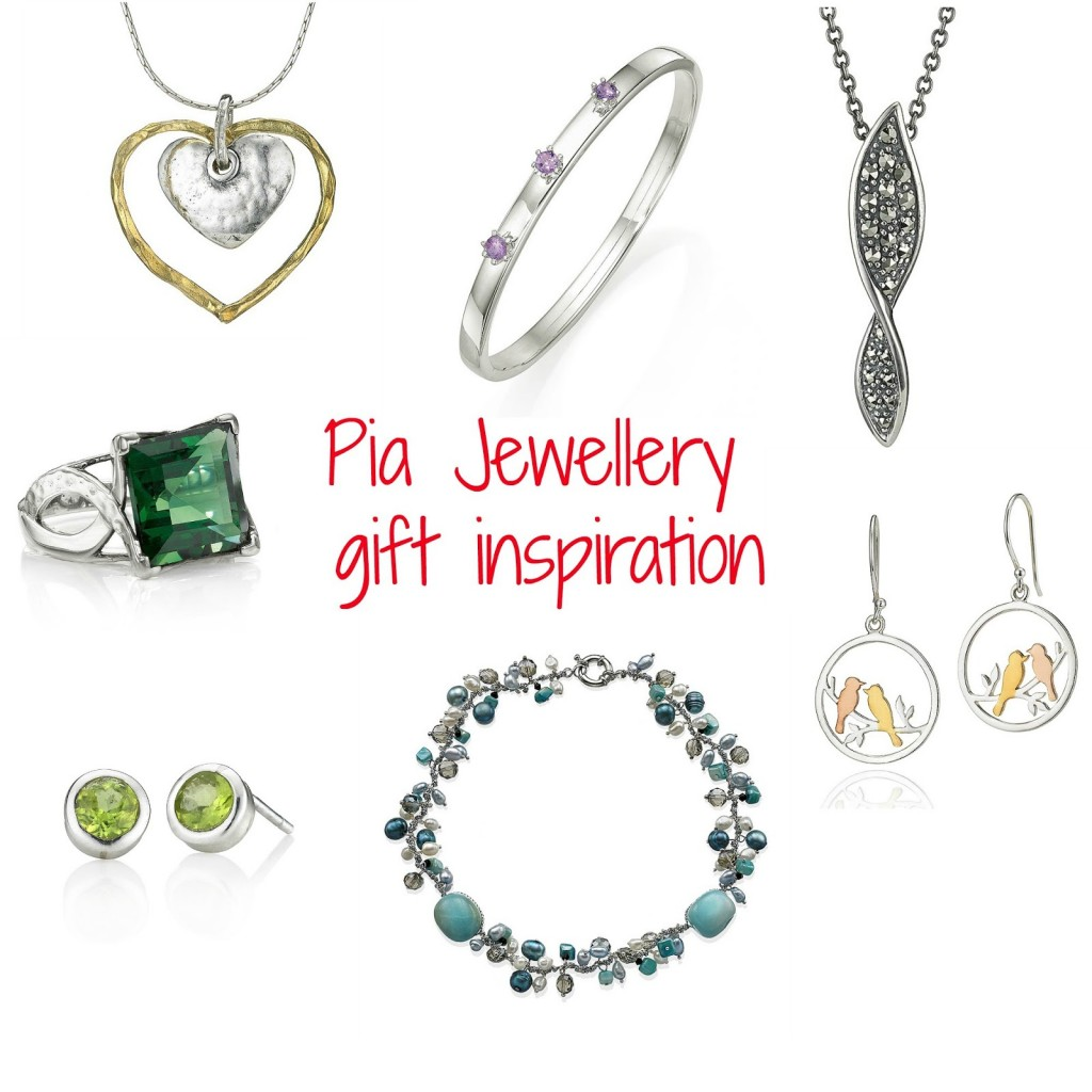Gift inspiration from Pia Jewellery