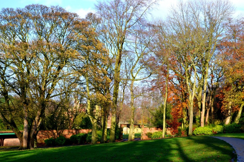 Saltwell Park on Boxing Day