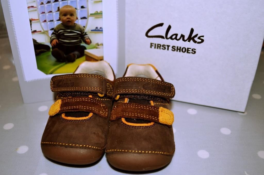 First big boy shoes