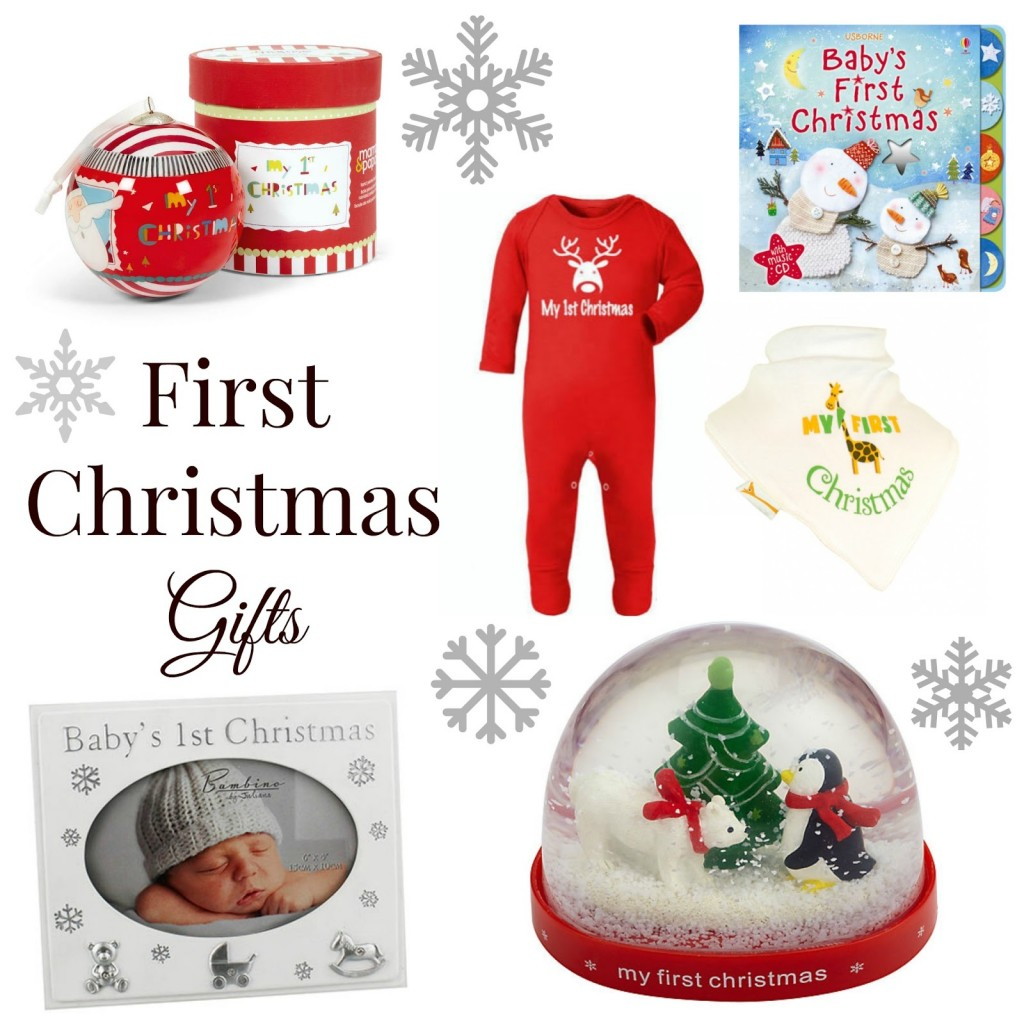 Christmas Gift Guide – Baby's first Christmas