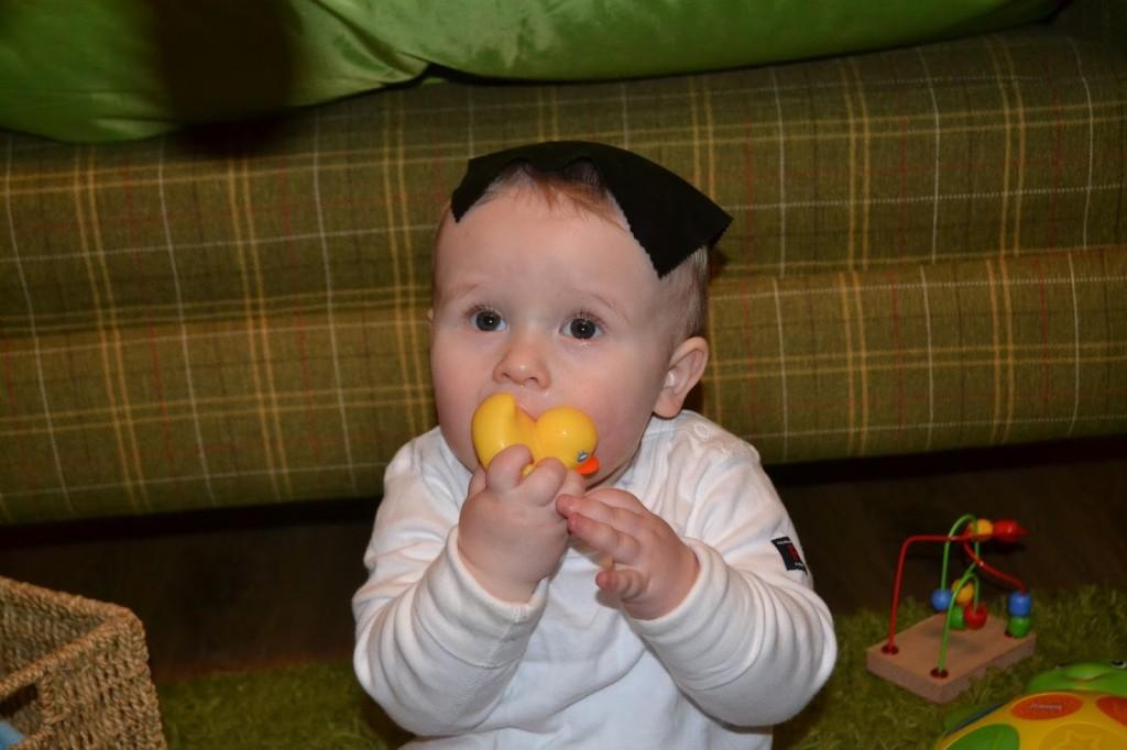 Strange Baby picture