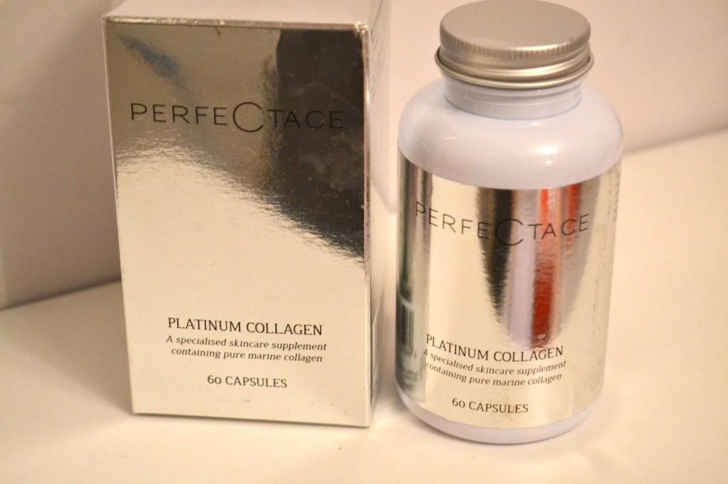 Perfectace Platinum Collagen capsules