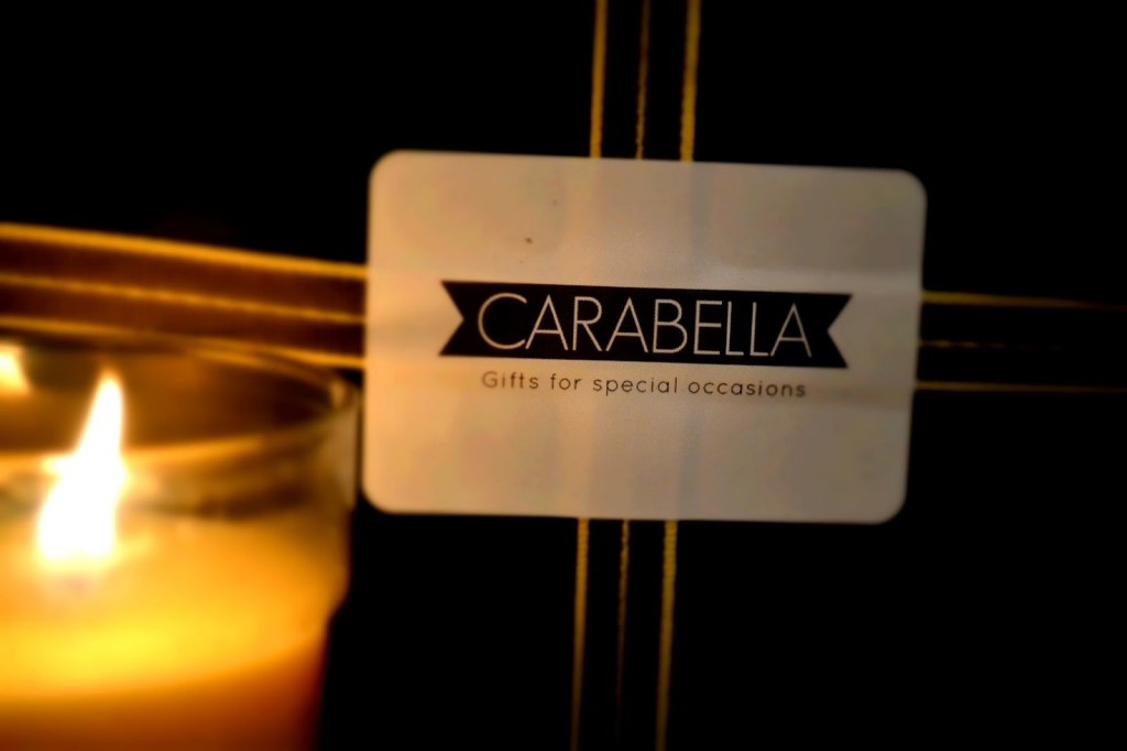 Couples night in gift box from Cara Bella