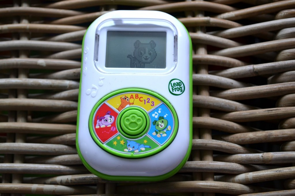 Leapfrog Scout music player
