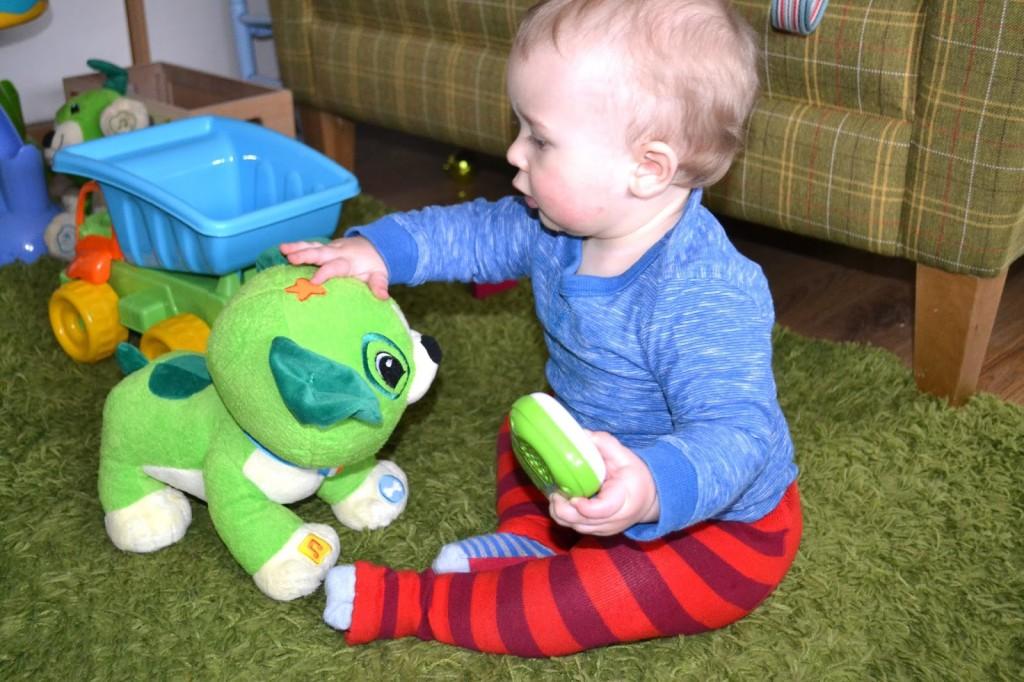 Leapfrog baby toys