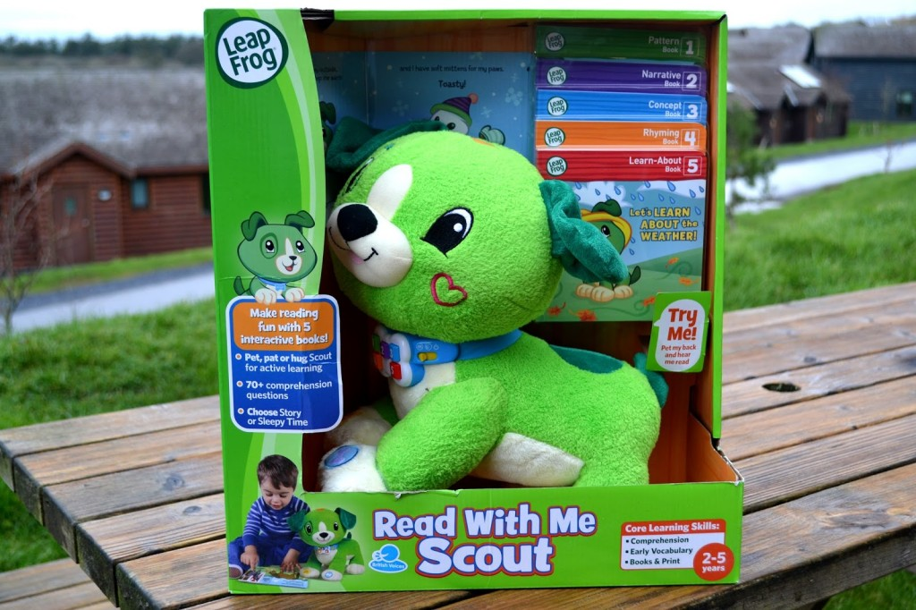 Leapfrog toys at Asda