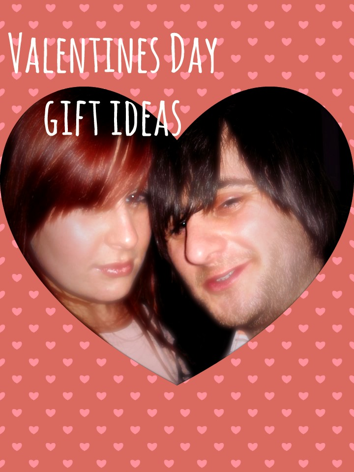 Valentines Day couple