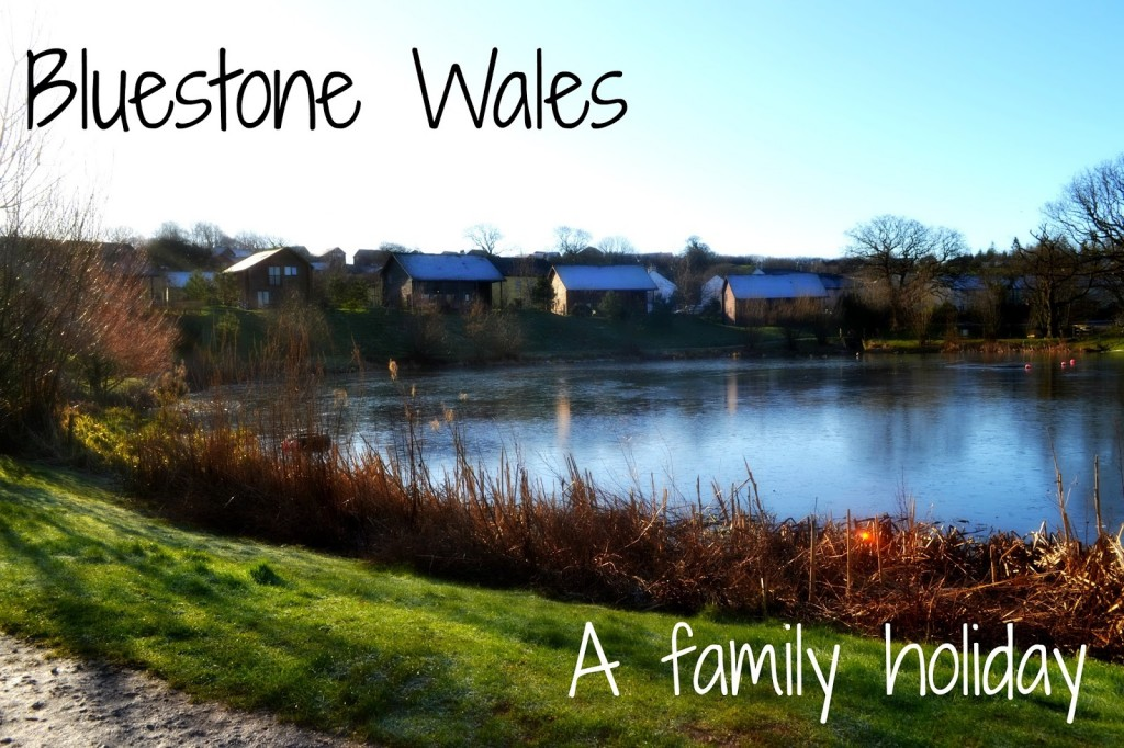 A trip to Bluestone in Wales
