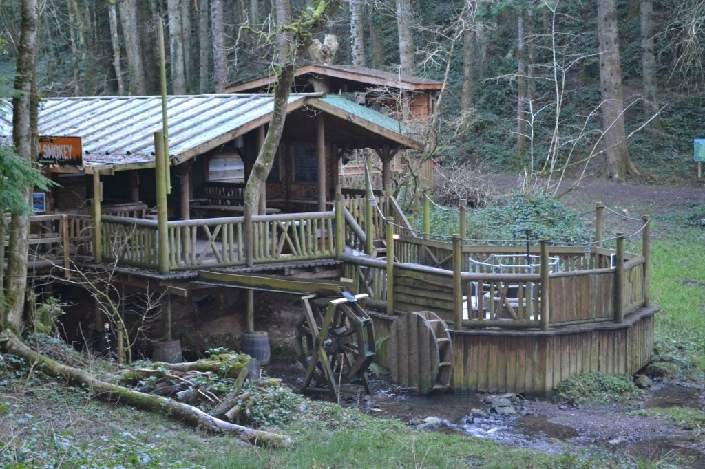 Bluestone in Wales Camp Smokey