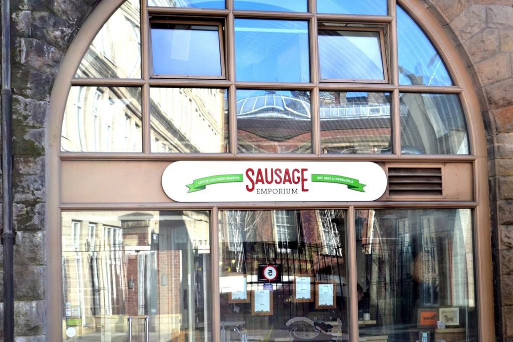 The Sausage Emporium, Newcastle