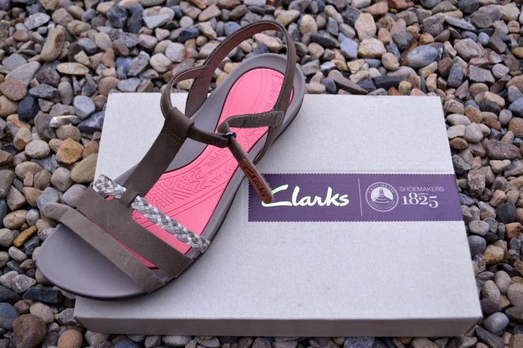 Clarks Summer footwear