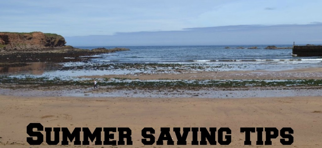 Money saving tips for the Summer