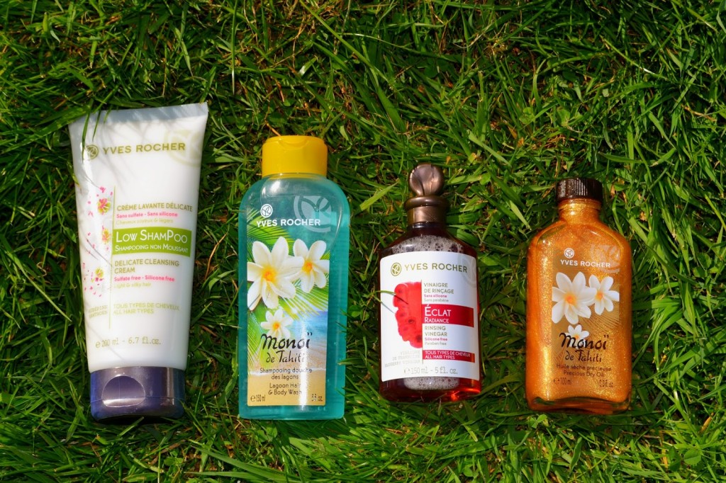 Summer favourites from Yves Rocher