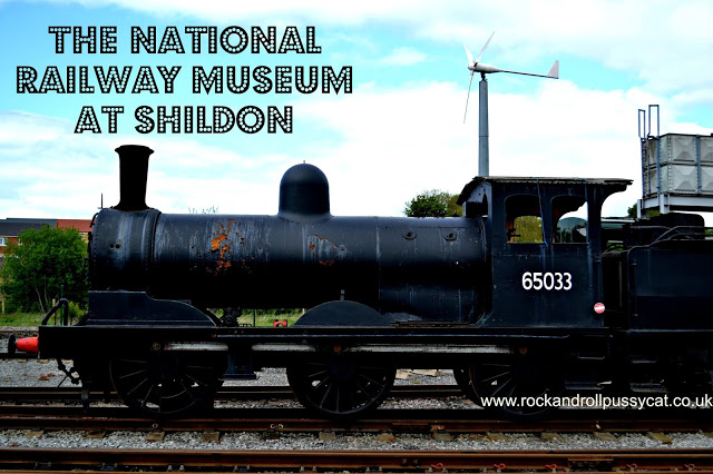 The National Railway Museum at Shildon