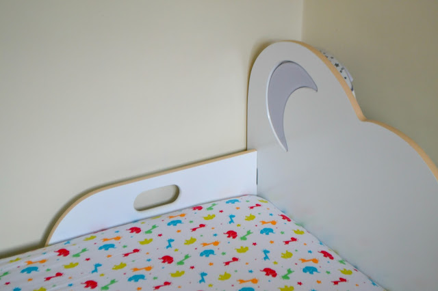 HelloHome StarBright toddler bed