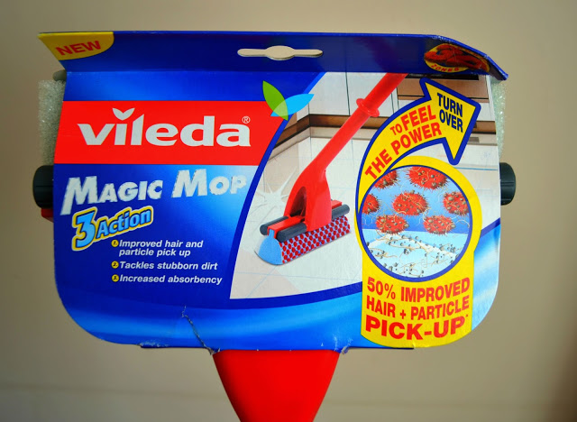 Vileda Magic Mop Review Rock And Roll Pussycat