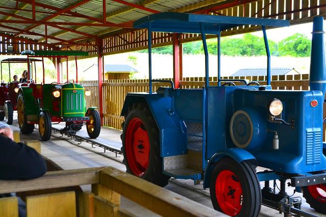 Lightwater Valley Eagle Creek farm tractors