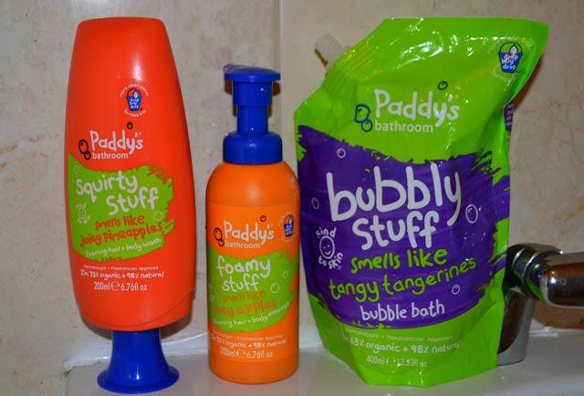 Paddys Bathroom products