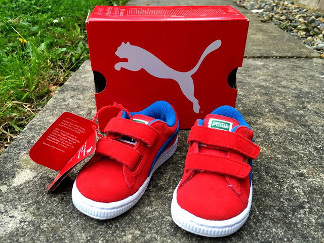 Get the Label toddler shoe review